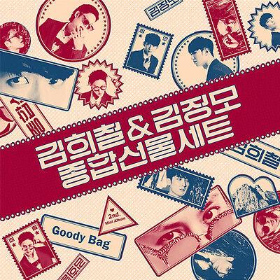 M&D HEECHUL&JUNGMO-[Goody Bag] 2nd Mini Album CD+Photo Book SUPER JUNIOR