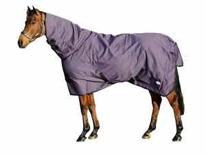 Details About Fal Pro Chieftain Heavyweight Turnout Rugs With Detachable Neck 5 3