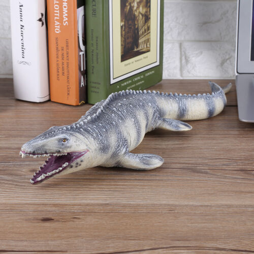 Kids Gift Large Simulation Dinosaur Mosasaur Figure Animal Model Toy Home Decor