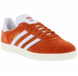 Image is loading Adidas-Originals-Gazelle-W-craft-chili-vintage-orange- 92dbbd961ffa