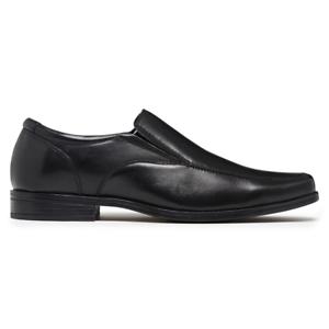 Mens-Julius-Marlow-London-Leather-Black-Slip-On-Dress-Formal-Work-Comfort-Shoes