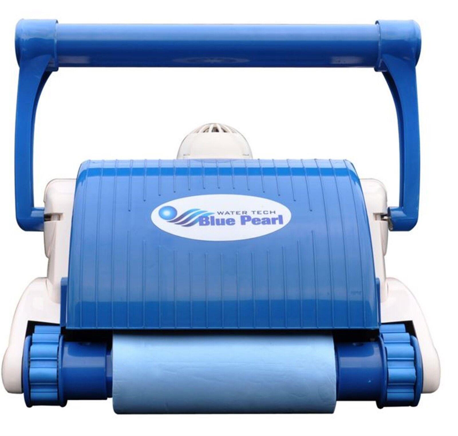 Blau Line Pool Blaster Robotic Pool Vacuum Cleaners Maintenance Equipment