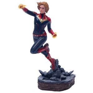 Avengers-Endgame-Captain-Marvel-1-10-Figure-Carol-Danvers-Statue-Iron-Studios