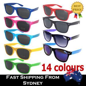 Bargain-Men-Women-Colourful-Wayfare-Sunglasses-Fast-AU-Local-Shipping