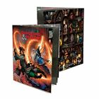 Character Folio D&d Wizard Dungeons & Dragons Holds 36 Cards Ultra Pro Ulp85305