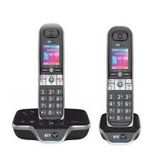 BT 8600 TWIN digitali Senza Fili Apparecchio di risposta telefonica con un semplice tocco Advanced Call Blocker