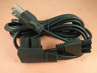 Lead Power Cord For Bernina Sewing Machines 329.221.03 (3 Prongs To Pedal)