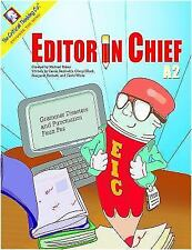 Editor in Chief: Editor in Chief A2 : Grammar Disasters and