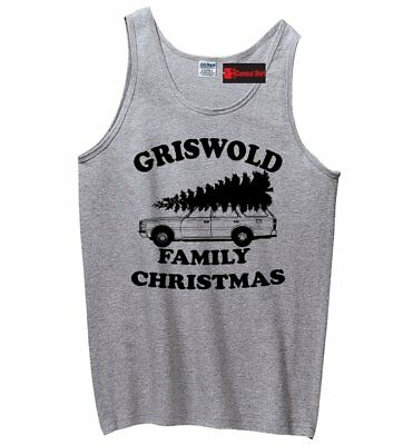 Griswold Family Christmas Funny Mens Tank Top Clark ...