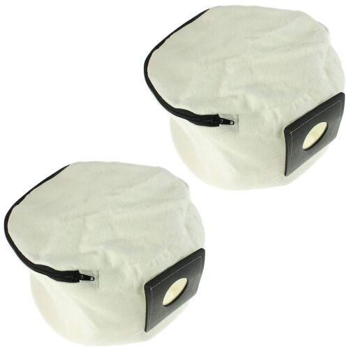 2 X Fermeture Éclair Réutilisable Aspirateur Hoover Sac pour aspirateur Numatic Henry Hetty James