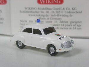 Wiking Sondermodell DKW F89 Meisterklasse Rallye # 364 in OVP Sonderpreis