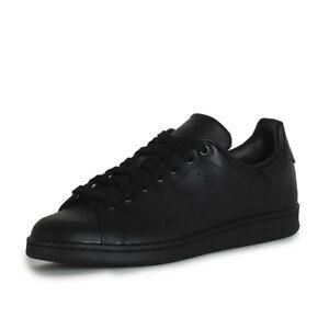 Détails sur Adidas Originals Stan Smith Baskets Mode Unisexe Noir Pointure  42 2/3 RCDM20327