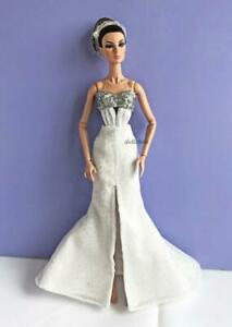 IFDC-Fashion-Royalty-Giselle-Doll-Danced-All-Night-Sequin-Gown-and-Panties-Only