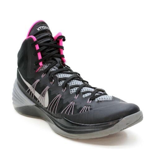 et roses Homme pour Baskets 46 argent 2013 supérieures de 12 Nike noires basketball Hyperdunk RRPcCF