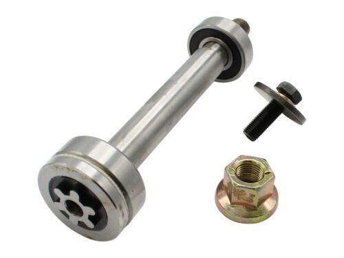 Messerwelle 6-Stern passend für Husqvarna CTH135 954170068 Rasentraktor