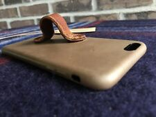 Apple Brown Leather Case iPhone 6 6s Plus