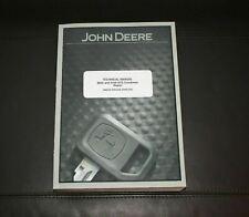 John Deere 9650 Sts 9750 Sts Combine Repair Service Manual Tm8230