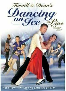 Dancing-On-Ice-with-Torvill-amp-Dean-The-Live-Tour-2007-DVD-SEALED
