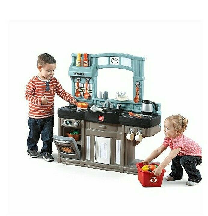 Step2 Step2 Step2 Lifestyle Toy Kitchen Playset 0e117d