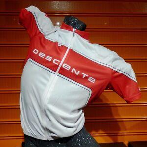 DESCENTE-COOLMATIC-Full-Zipper-Jersey