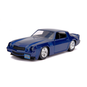 Jada Toys 31113 Billys 1979 Chevrolet Camaro Stranger Things 1:32//1:43 Scale