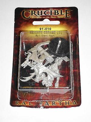 KNIGHTS ERRANT! Ral Partha Crucible Miniature 91-010! New+Sealed!!