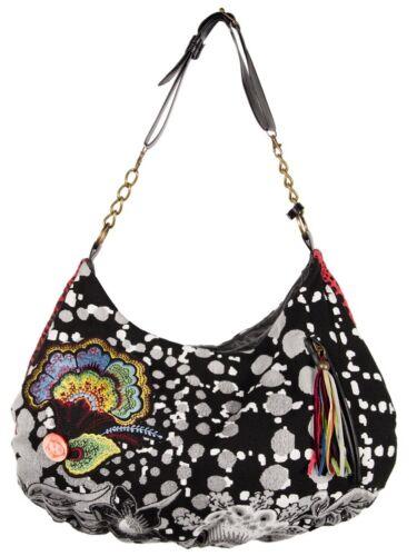 Details about  /Desigual Authentic Women/'s Bolso Saco Bag Handbag