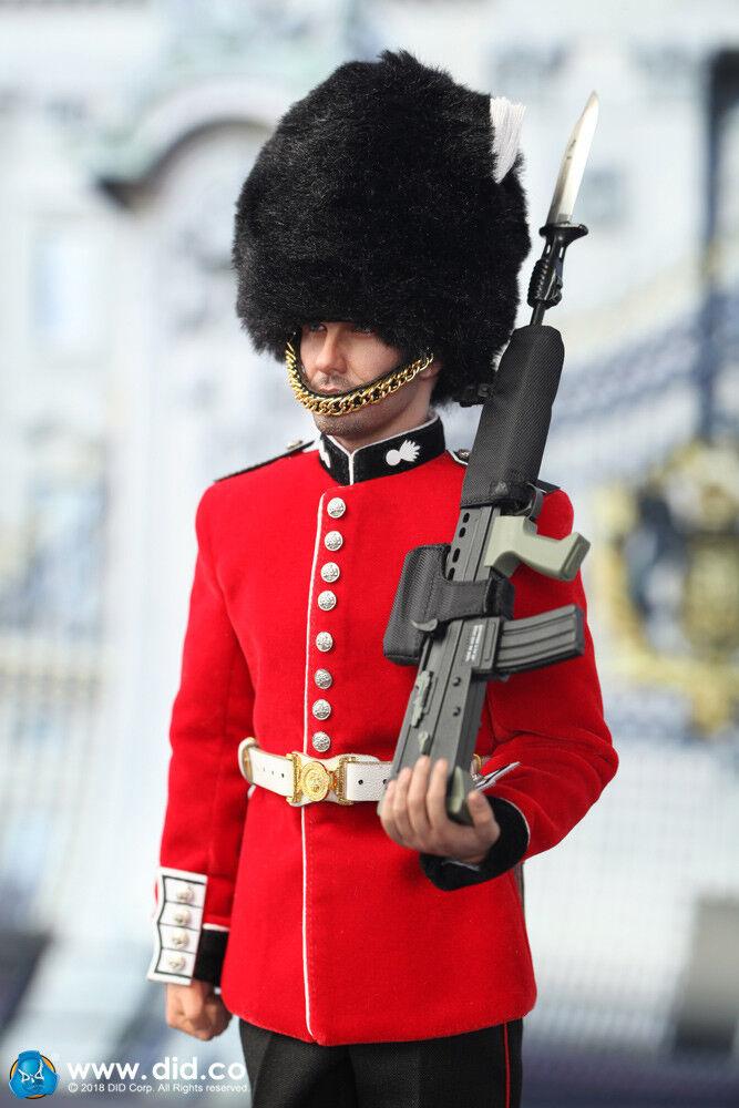 DID K80134A British Infantry The Guard Soldier 1 6 cifra cifra cifra 110f23