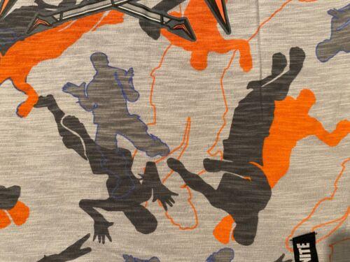 FORTNITE Vertex SKIN video GAME X-BOX Dance MOVES battle New BOY/'S Youth T-Shirt