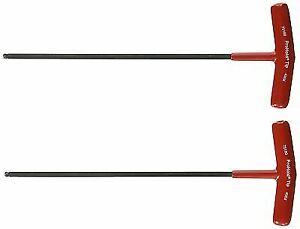 76mm Bondhus 10856 3mm Ball End Tip Power Bit with ProGuard Finish 10 Piece