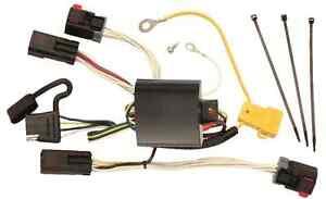 2013 chrysler 200 trailer wiring 2005-2007 chrysler 300 c trailer hitch wiring kit harness plug play direct t-one | ebay chrysler trailer wiring #14