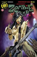 ZOMBIE TRAMP ONGOING #25 AOD COLLECTABLES ASHLEY WITTER EXCLUSIVE COVER 2016