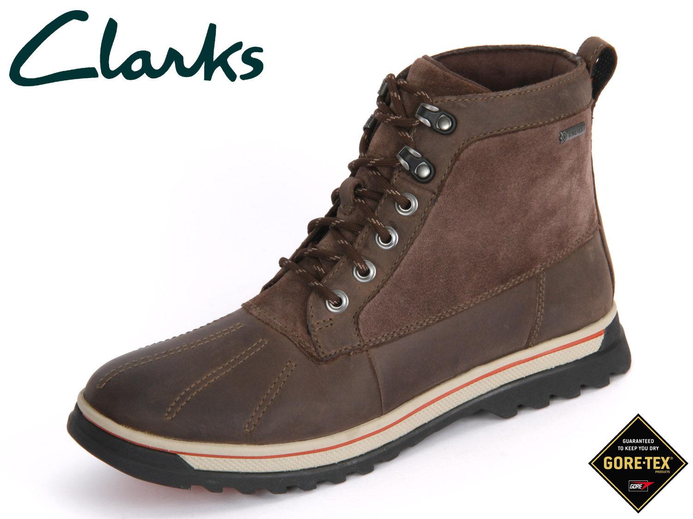 Clarks  ripway Trail GTX    Nero O Fungo Wlined  G e85992