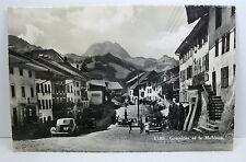 POSTCARD: Gruyeres et Le Moleson, Switzerland, Unposted