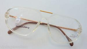 JAGUAR-megastarker-eyecatcher-trasparente-Optik-XXL-OCCHIALI-PILOTA-58-14-sizel