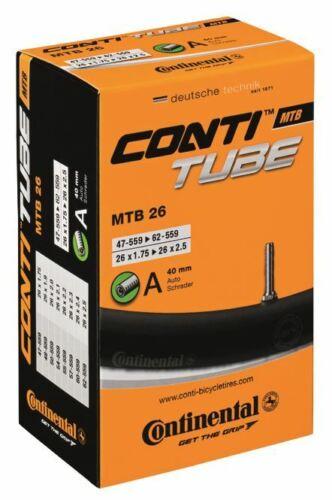"MTB Inner Tubes Continental PRESTA 27.5X2.3/""-2.7/"""