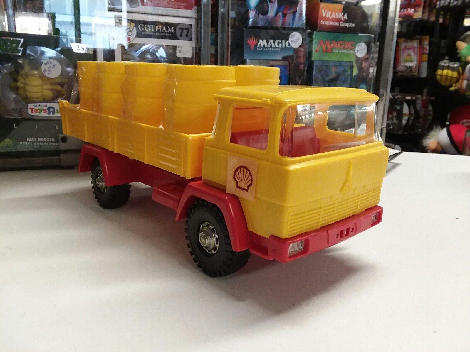 Martillo 1 25 plastc Magirus-Deutz Shell camión camión camión Sin Uso, década de 1970, hecho en Alemania 299914