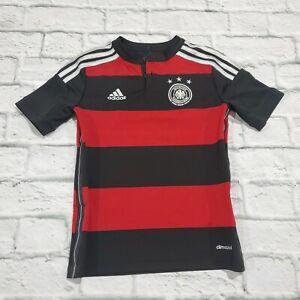 Germany Jersey 2014 /15 Away Shirt Adidas Kids Boys Size   eBay