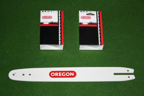 025 230 ... Schwert Oregon 40 cm 023 021 250 2 Ketten für Stihl MS 210