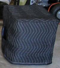Behringer B1200D Pro  Premium Padded Black Speaker Covers (2) Qty of 1 = 1 Pair!