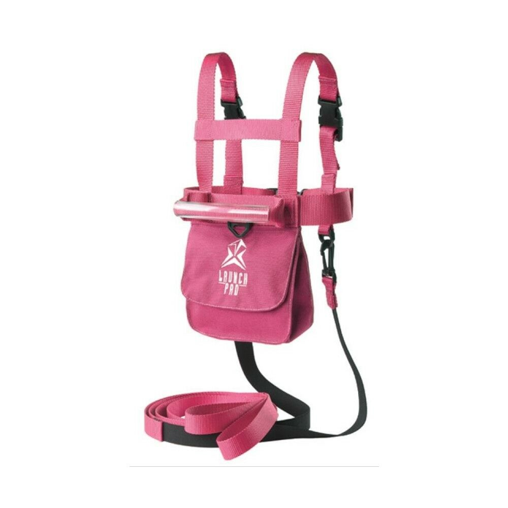 Launch Pad Harness - Pink