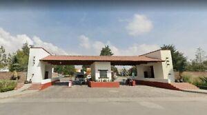 REMATE DE HERMOSA CASA EN HACIENDA DE LAS FUENTES CALIMAYA EDO MEX