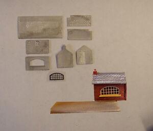 P & D Marsh CALIBRE N échelle B492 Weighbridge & BUREAU Kit nécessitant peinture