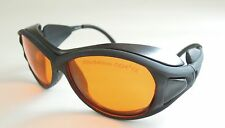 Protection Safety Glasses Goggles for 532nm Green laser with CE CERTIFICATION