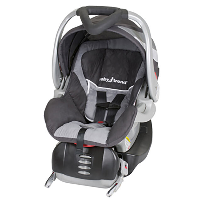 Baby Trend Flex Loc Adjustable Infant Car Seat And Base Liberty