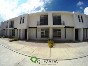 Casa en venta al norte de Aguascalientes, zona San Telmo, pequeña privada (12 casas).
