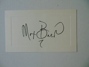 034-Heavyweight-Champion-034-Max-Baer-Hand-Signed-3X5-Card-Todd-Mueller-COA