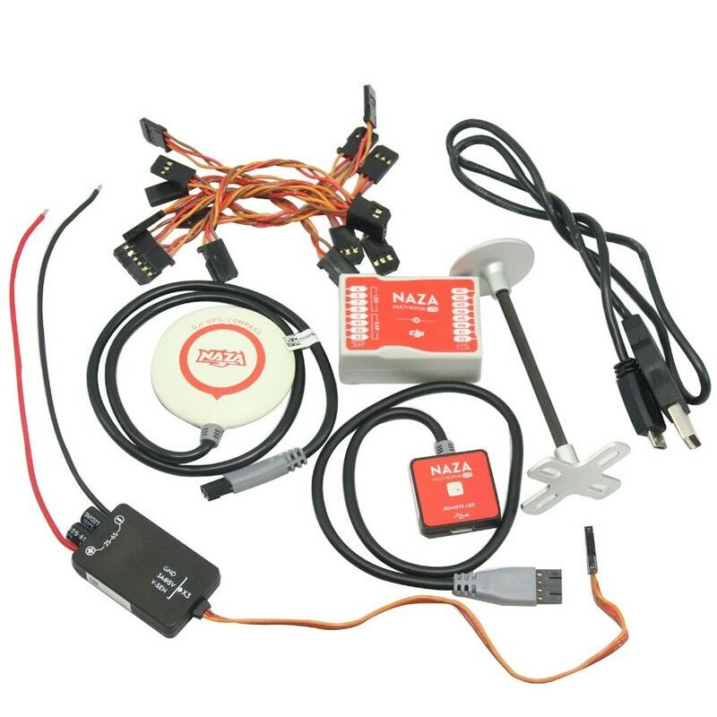 Naza-M Lite Multi-rotor Flight Control System with GPS Compass BEC LED Module