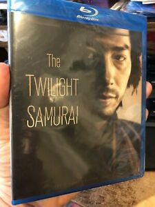 THE TWILIGHT SAMURAI Blu-Ray TWILIGHT TIME LIMITED EDITION BRAND NEW SEALED OOP
