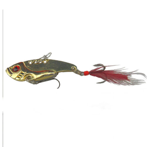 Fishing Lure Bass CrankBait Hooks Baits Tackle Fishing Bait